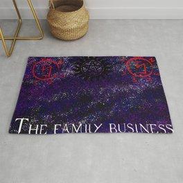 Family business Rug