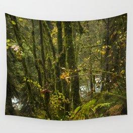 Portland Rainforest Wall Tapestry