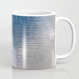 Silver music Coffee Mug