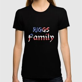 Riggs Family T-shirt