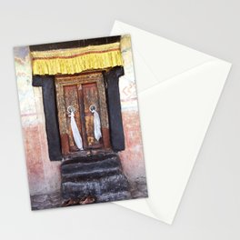 Be back in 10 min Stationery Cards