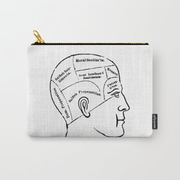 Human mind Carry-All Pouch