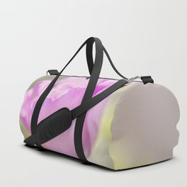 Backlit Bloom Duffle Bag