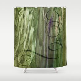 Maru Shower Curtain
