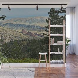 Red Rocks amphitheater Wall Mural