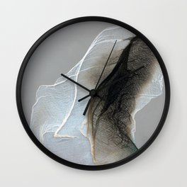 Pure Distinction Wall Clock