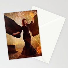 Embrace the Fire Within Stationery Cards