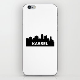 Kassel Skyline iPhone Skin