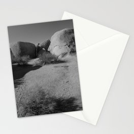 Desert Rocks Stationery Cards