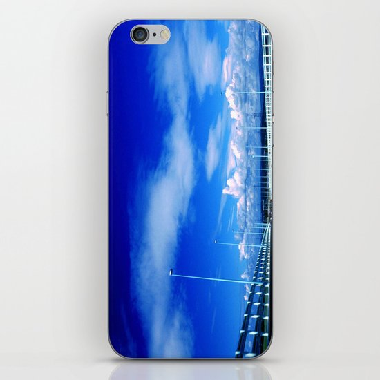 Severn Bridge iPhone & iPod Skin