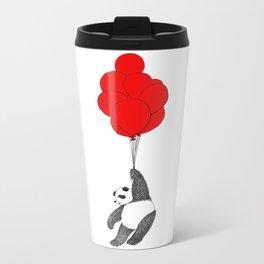 Panda Metal Travel Mug