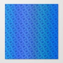 Triangulation Variation 6 Canvas Print