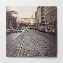 Riga Metal Print