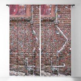 Gum Art Blackout Curtain