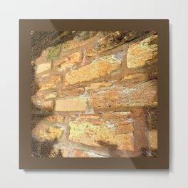 Wall Street Bricks DPGPA151108c-14 Metal Print