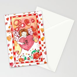 Healed Heart Stationery Cards