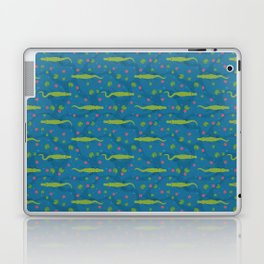 Alligators on the Bayou Laptop & iPad Skin
