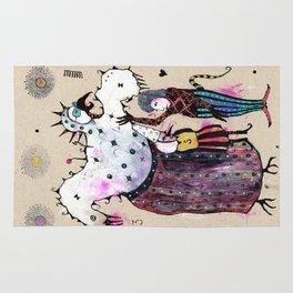 Birdy Mysterium Rug