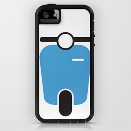 Scooter iPhone Case