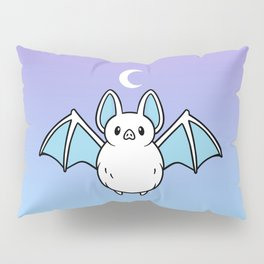 Cute Night Bat Pillow Sham
