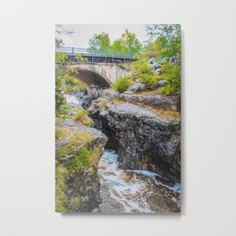 Temperance River State Park, Minnesota 5 Metal Print