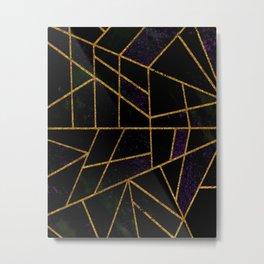 Abstract #982 Metal Print