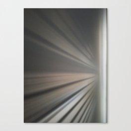 Light in the Windowsill Canvas Print