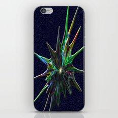 Fractal Splash iPhone & iPod Skin