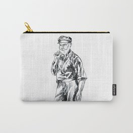 Salty Sea Dog Carry-All Pouch