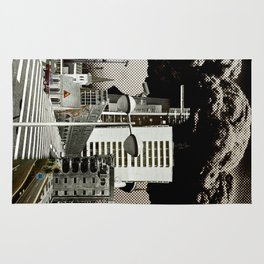 city unreal 7 DeadEnd Rug