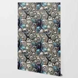 Cluster of Spheres Wallpaper