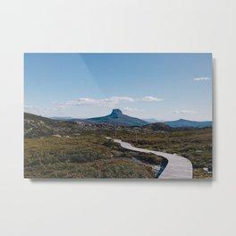 Australia: Tasmania II Metal Print