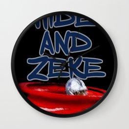 100% PROCEEDS TO SALVATION ARMY! Ezekiel Elliott Zeke Kettle Jump Wall Clock