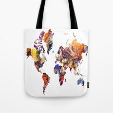 LCN's World Tote Bag