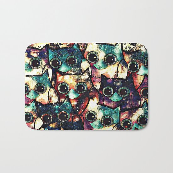 owl-345 Bath Mat