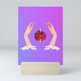 Protective Hands Mini Art Print
