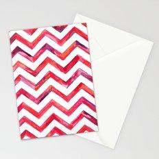 Chevronica Stationery Cards