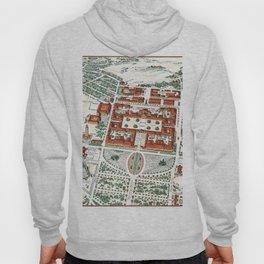 STANFORD CALIFORNIA University map Hoody