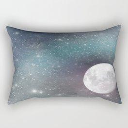 Cosmic Print  Rectangular Pillow