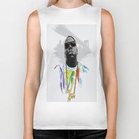 notorious Biker Tanks featuring Notorious by Tecnificent