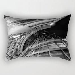 Building View Rectangular Pillow