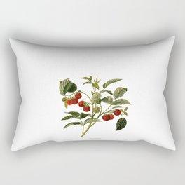 Framboises Rectangular Pillow