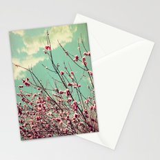 Pink Lapacho Tree Stationery Cards
