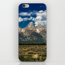 The Grand Tetons - Summer Mountains iPhone Skin