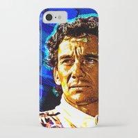 senna iPhone & iPod Cases featuring Ayrton Senna by TOROZON