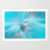Sky and Openness Art Print