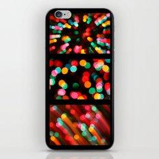 Too Much Eggnog. iPhone & iPod Skin