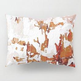 Blush Abstract 01 Pillow Sham