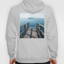 Into the sea Hoody