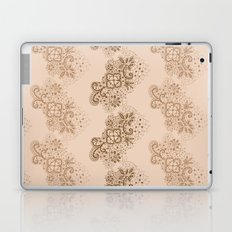 Brown Lace Laptop & iPad Skin